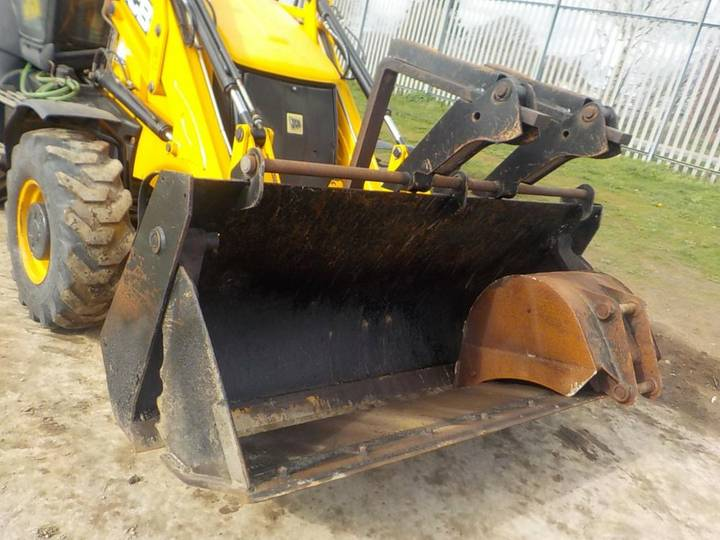 JCB 3CX P21 Turbo - 2014 - image 5