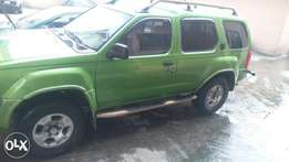 Nissan xterra in perfect state