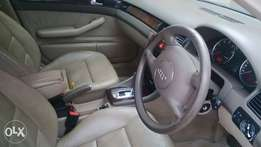 Audi A6 buy and fix