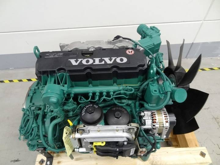 Volvo TAD561 engine for material handling equipment