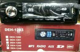 MP3 Radio User Friendly.