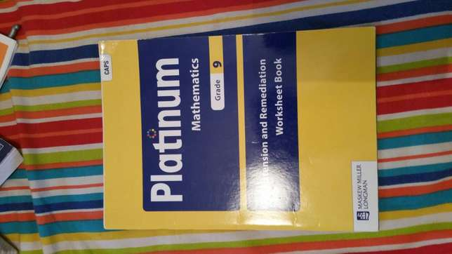 Various grade 10 and 9 textbooks/practice books Gillitts - image 4