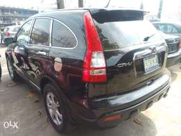 super clean honda crv 2008 model