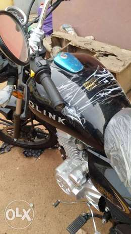 Two (2) units of QLINK RANGER MOTORCYCLE, 2017 Model. Hardly Used. Ogba - image 5