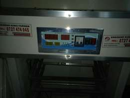 Incubator for chicken farming
