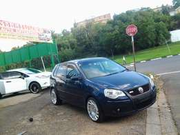 2009 model vw polo 1.6 Comfortline for sale