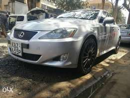 Toyota Lexus is 250