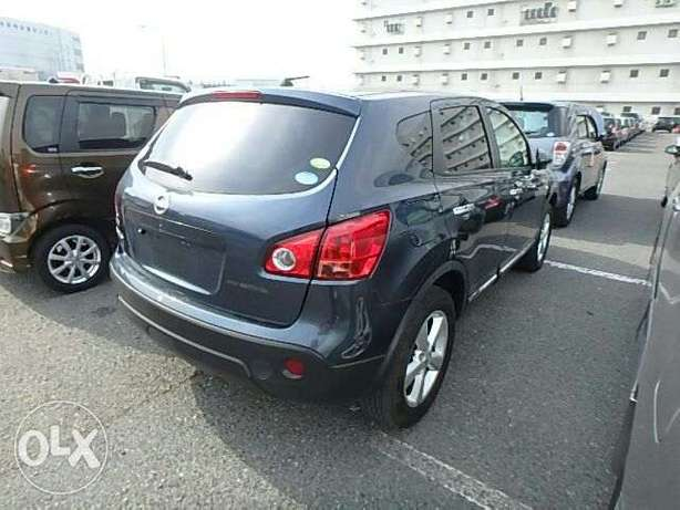 Nissan Dualis 2010 model. KCP number Loaded with Alloy rims, good mus Mombasa Island - image 4