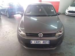2011 Vw Polo 6 1.6 Comfort-Line, 88000Km in Excellent Condition