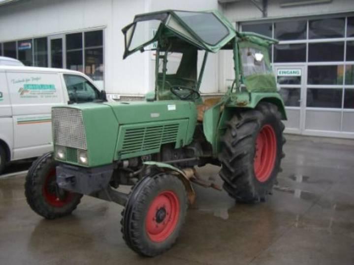 Fendt farmer 4s hinterrad - 1973 - image 2