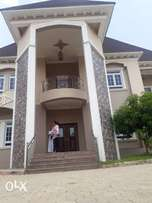 For sale 6bedroom duplex with CCTV and swimming pool in Gwarinpa Abuja