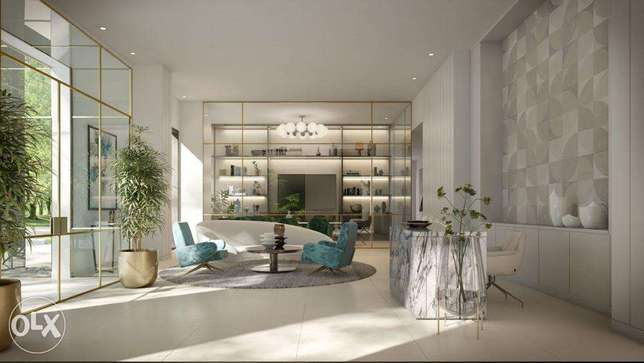 Apartments for sale with pool and garden in Dubai Creek Harbour بلاد أخرى -  4