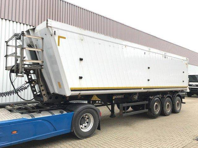 Schmitz Cargobull SKI 24 SL 9,6 SKI 24 SL 9.6 Alumulde ca.52m³, 5x Vorhanden! - 2013