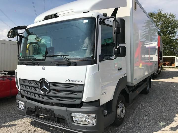 Mercedes-Benz 816 ATEGO ISOLIERT KOFFER - 2016