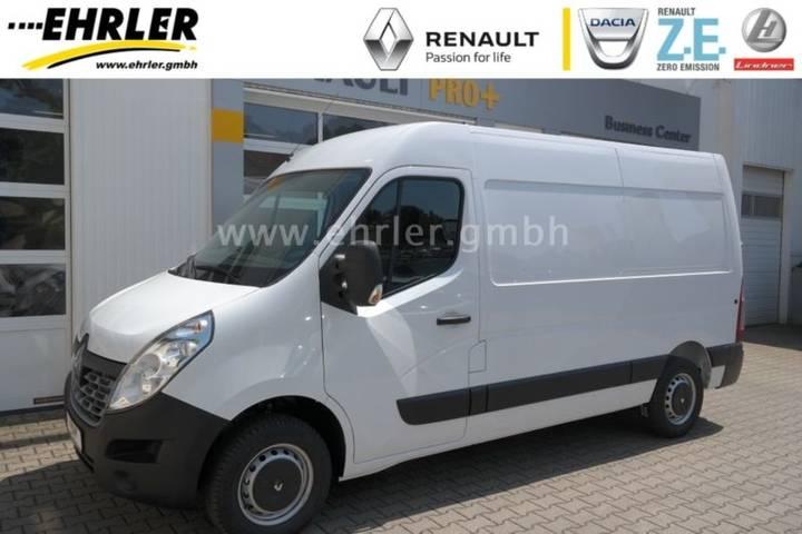 Renault Master Kasten L2H2 3.5t dCi 130 - 2018
