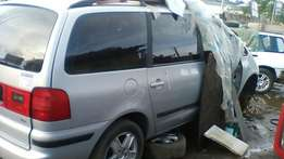 2004 VW Sharan stripping for spares