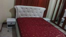 Enrico leather bed at 522,000 factory Price