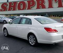 Sale Price 2006 Toyota Avalon