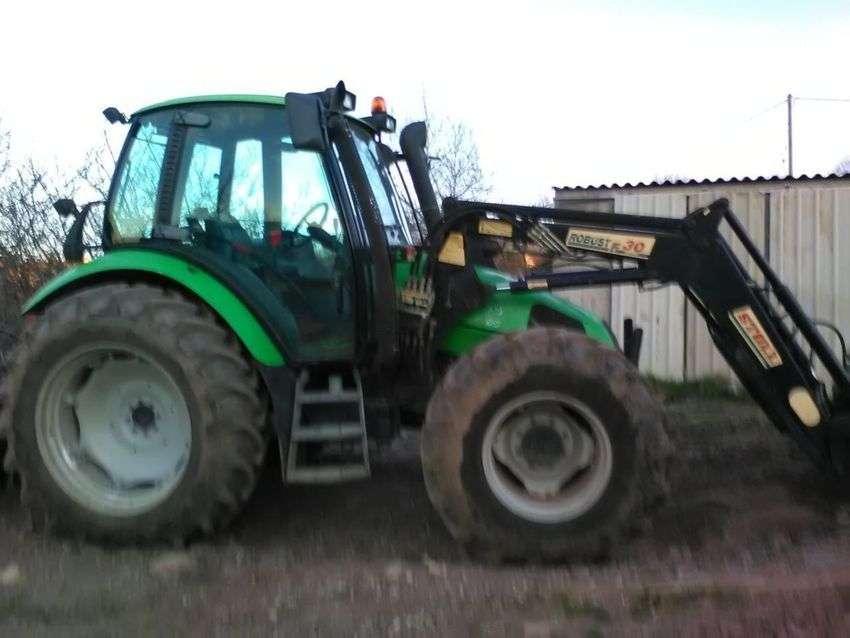 Deutz-fahr Agrotron 85 - 2002