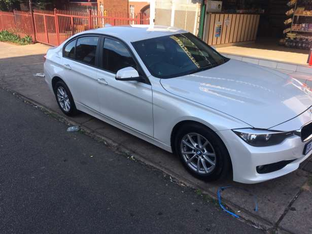 BMW 320 D auto f30 for cheap price Claudius - image 2