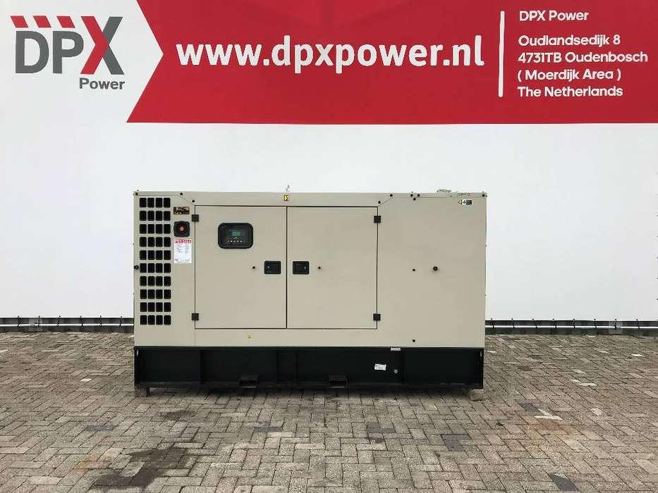 Perkins 1104C-44TAG2 - 110 kVA Generator - DPX-15706 - 2019