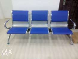 Strong 3in 1 Office Waiting Chair