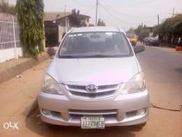 Neatly Used Toyota Avanza