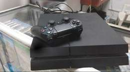 mint condition pre owned ps4