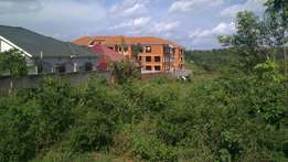 Strategically located residential plot in Bweyogerere at 45M