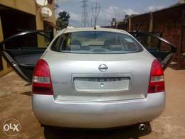 Nice Nissan Primera Car 2005 First body Automatic Buy or Swap
