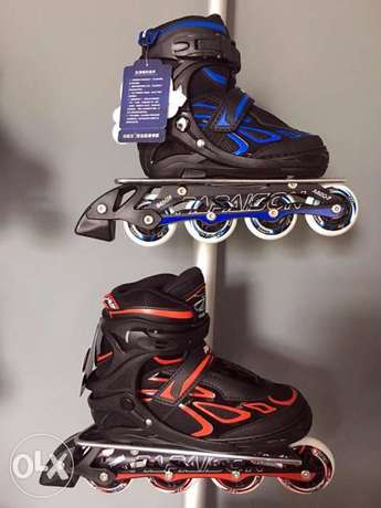 New children skates Kinoo - image 1