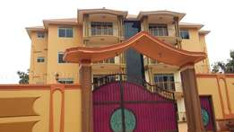 A new apartment house full self contained for rent