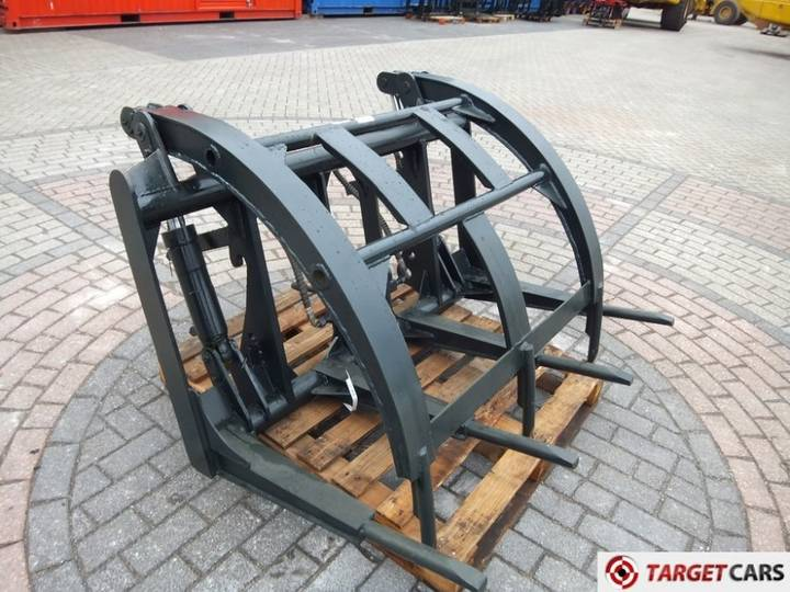 Target  Grass / Grapple Fork for Wheel Loader 275KG - 2008