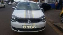 2016 VW Polo Vivo 1.4 comfortline with 13,000km