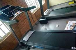 American quality 3HP Treadmill new brand imported with incline,