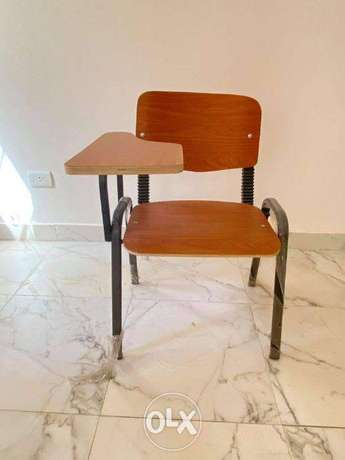 Lecture hall/ co-working space chair كرسي فصل