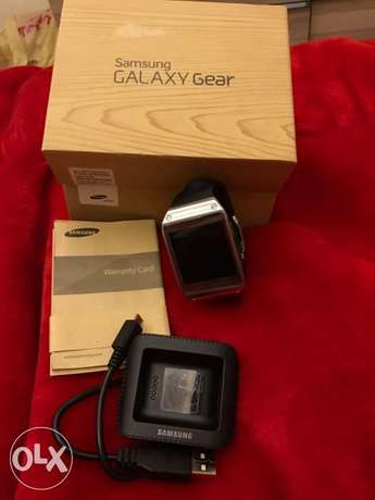 Samsung Galaxy Gear الرياض -  4