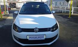 2013 Model VW Polo 6 1.4 for sale
