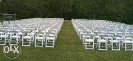 Silver chiavari seats for hire