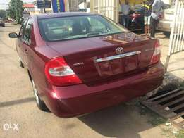 Tokunbo Toyota camry 2004 wine