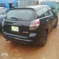 Extremely Clean Reg Toyota matrix 2004