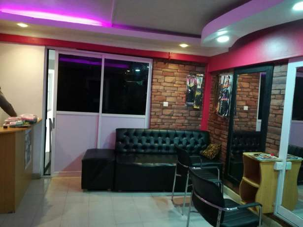 Fully Equipped Salon For Sale In Kikuyu - Prime Location Pangani - image 1