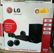 Brand new home theatre system with USB