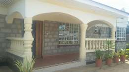 Four bedroom house to let in eldoville 50, 000kshs