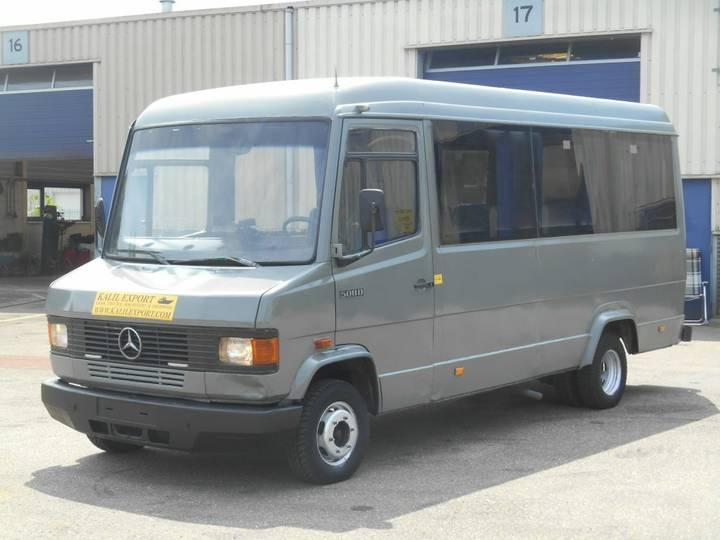 Mercedes-Benz 508D Passenger Bus 17 Seats Top Condition - 1993