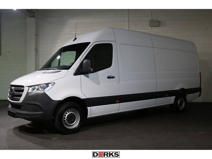 Mercedes-Benz Sprinter 316 CDI L3 H2 Airco Navigatie - 2018