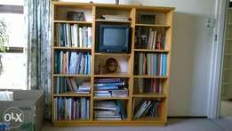 Wall unit /bookcase