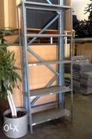 Bolt And Nut Shelving
