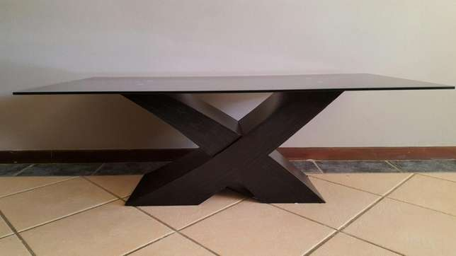 Brand New Glass Top Coffee Table Pretoria East - image 4
