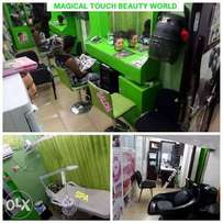 Fully Equipped SPA&Beauty shop+6Rents at Aguda Ogba 1.3m